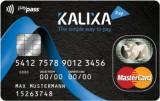 kalixa prepaid mastercard