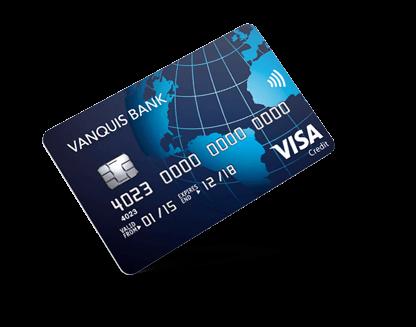 vanquis visa classic credit card