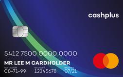 cashplus prepaid mastercard