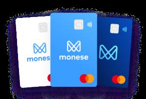 monese mastercard